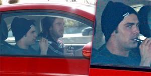 Zac Efron famous celeb vaper of e cigs UK OK E-Cigs