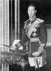 George VI suggested face of giving up cigarettes and smoking