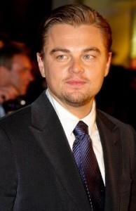 Leonardo DiCaprio, famous celebrity vaper of e-cigarettes