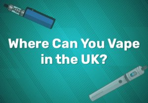 Where Can You Vape in the UK?