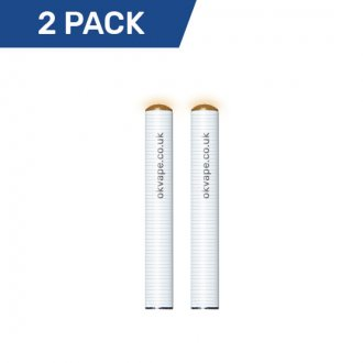 2 Pack of K1 Cigalike E-Cig Batteries
