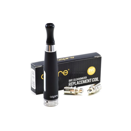 Aspire CE5-S Clearomizer with a pack of coils (using and maintaining the clearomizer)
