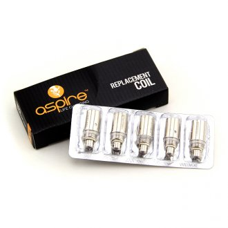 Aspire BVC coils - 5 pack image