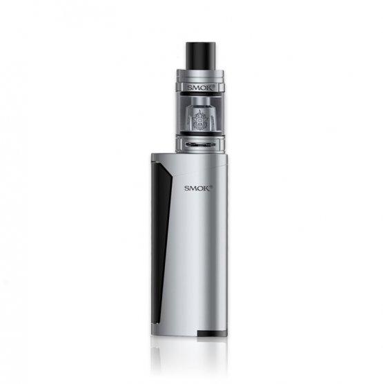Smok Priv V8 Vape Kit in Black/Silver - e cig sub ohm