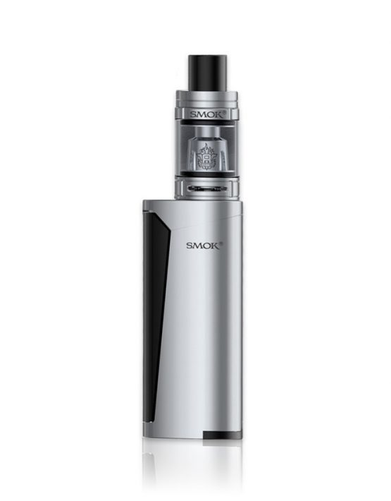 Smok Priv V8 Vape Kit in Black/Silver - e cig sub ohm