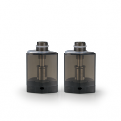 C-Flat pods for the Vaptio C-Flat Pod Mod Kit