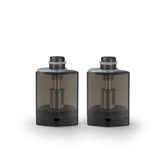 C-Flat pods for the Vaptio C-Flat Pod Mod Kit