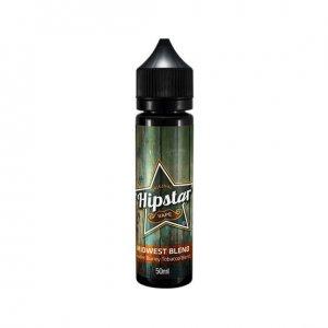 Hipstar Vape Shortfill - Midwest Blend
