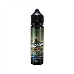 Hipstar Vape Shortfill - North East Blue