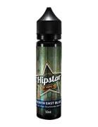Hipstar North East Blue Shortfill E-Liquid Bottle