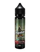 Hipstar West Coast Red Shortfill E-Liquid Bottle