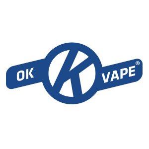 OK Vape Logo (Square)