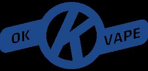 OK Vape Logo - Online Vape Store