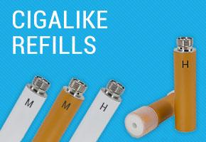 Cigalike Refills Category Image