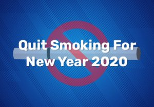 Quit Smoking For New Year 2020