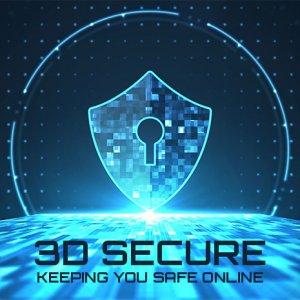 3D secure, keeping your safe online