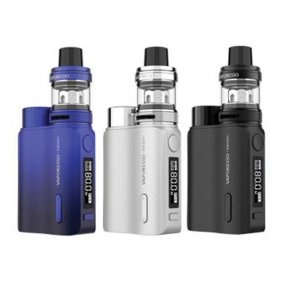 Vaporesso Swag 2 Kits in Blue, Silver & Black