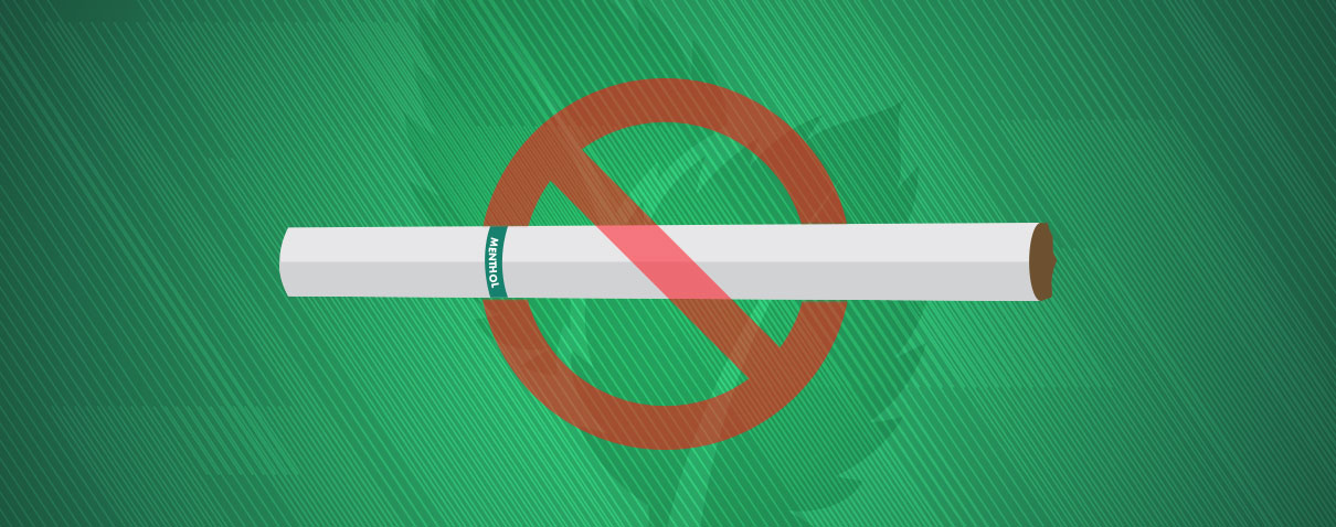 Menthol Cigarettes Ban UK 202 - Blog Header Image