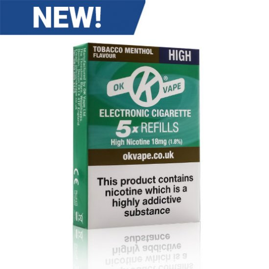 Tobacco Menthol - High - Right - New