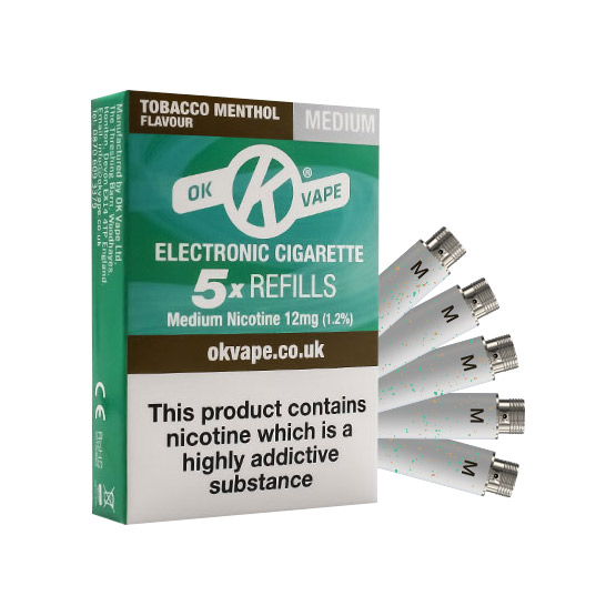 Tobacco Menthol Medium
