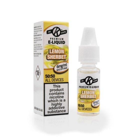 Lemon Sherbet E Liquid