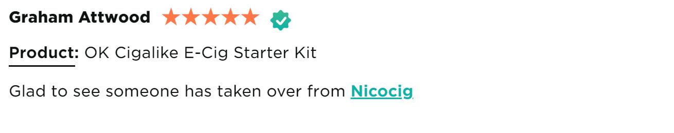 Nicocig Testimonial 2