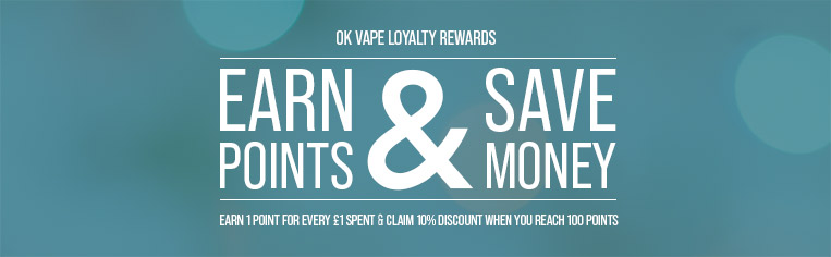 Earn points & save money loyalty rewards mobile slider