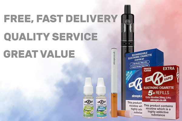 Free, fast delivery, quality service, great value