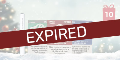 Win a 6x Refill Multipack - 12 Days of Christmas Header - Expired