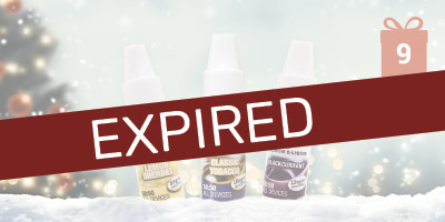 Win 12 Bottles of E-Liquid - EXPIRED
