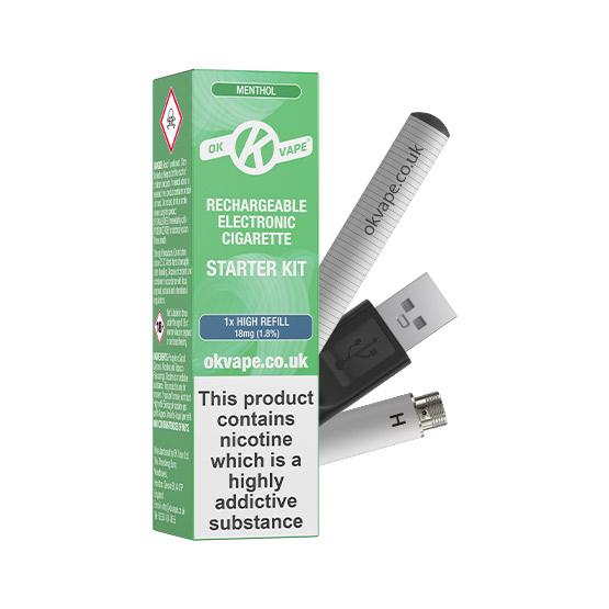 Menthol Essential Starter Kit