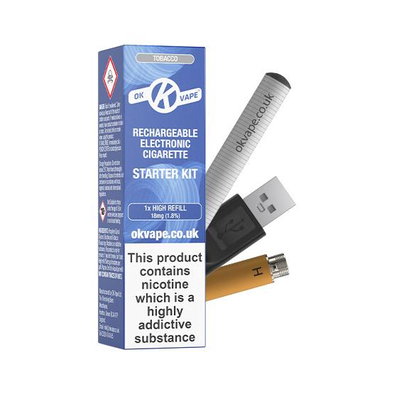 Tobacco Essential Starter Kit