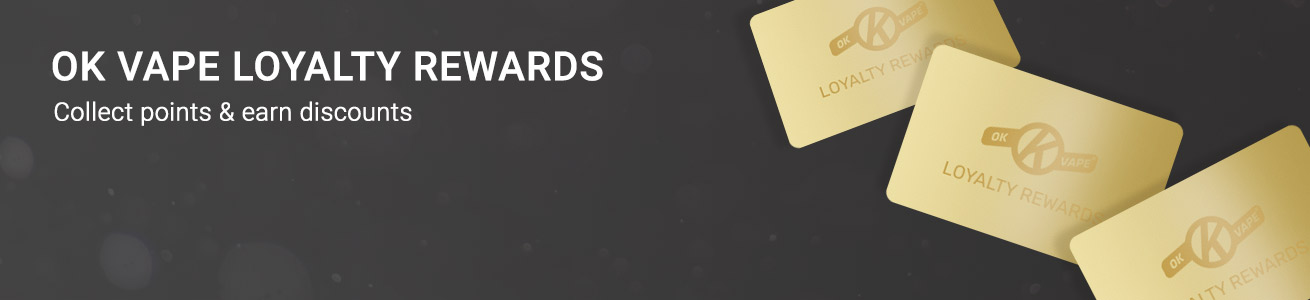 OK Vape Loyalty Rewards
