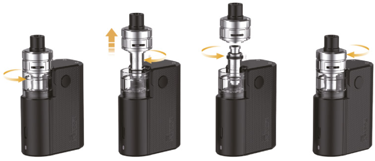 Changing the coil on Aspire PockeX Box