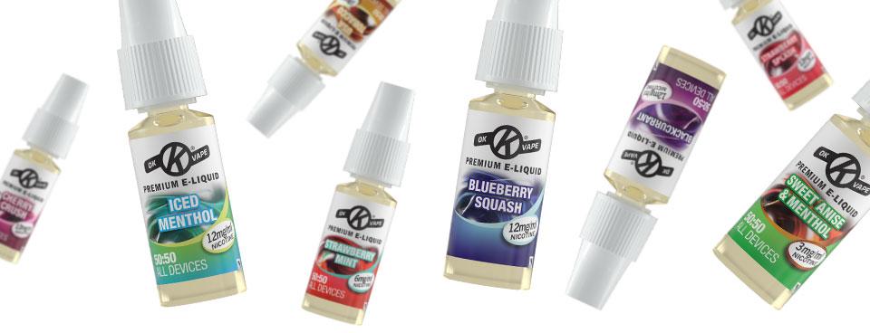 Morrisons OK Premium E Liquid - Where to Buy