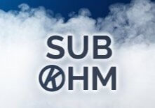 What is sub ohm vaping?